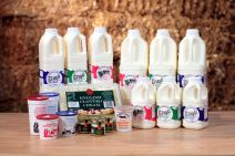 Milk and grocery Products