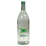 GLASS SPARKLING WATER